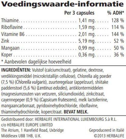 Cell Nutrition van Herbalife Nutrition