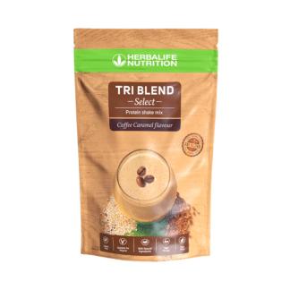 Tri Blend Select Proteïne mix Koffie Caramel smaak van Herbalife Nutrition