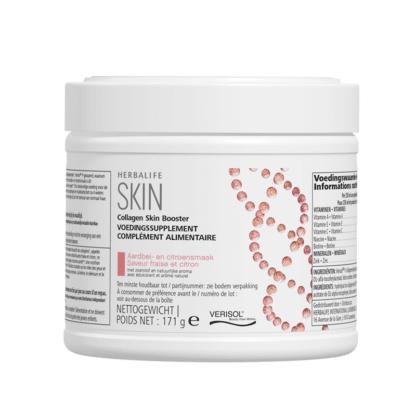 Herbalife Nutrition Collageen Skin Booster - Aardbei en citroensmaak