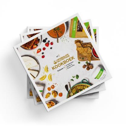 Het Herbalife Nutrition kookboek volume 1 - 80 karakteristieke gerechten ui Europa en Afrika