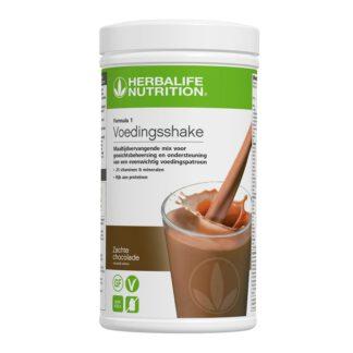 Formula 1 Voedingsshake Zachte chocolade van Herbalife Nutrition