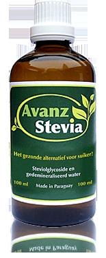 Stevia Avanz - 100 milliliter